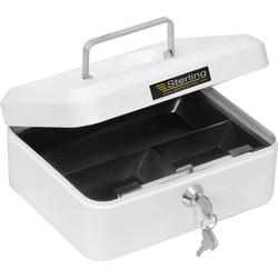 Sterling Cash Box 12""