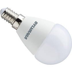 Sylvania Sylvania ToLEDo Step-Dim LED lamp kogel E14 5,5W 470lm 2700K - 72010 - van Toolstation