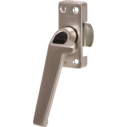 AXA Alu Window Fastener With Button Closure Left