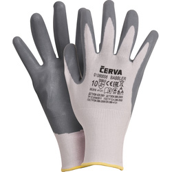 Gloves Nitrile Coating 10/XL