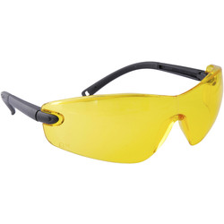 Portwest Profile Safety Glasses Amber