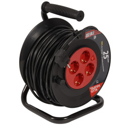 Cable Reel PVC 3x1.0mm 25m ?