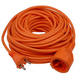 Extension Cable 20m 2x1,0mm2 orange