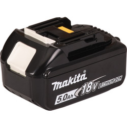 Makita Makita Li-ion accu 18V - 5,0Ah - 75167 - van Toolstation