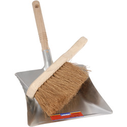 Vero Dustpan & Brush