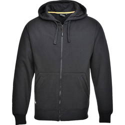 Portwest Portwest Nickel hoody sweatshirt L zwart - 76918 - van Toolstation