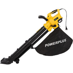Powerplus 3.300W bladblazer  - 77242 - van Toolstation