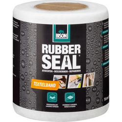 Bison Rubber Seal textielband