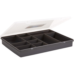 Wham Wham organiser 380x300x50mm - 78067 - van Toolstation