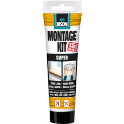 Bison montagekit super tube 200g