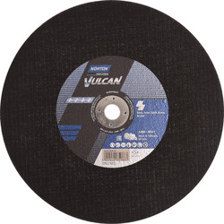 Norton Norton Vulcan cutting disc steel/stainless steel 350x3x25,4mm - 80317 - from Toolstation