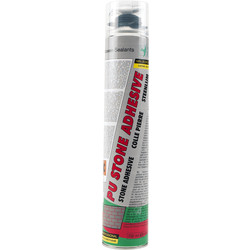 Zwaluw PU-Stone Adhesive (Incl. gloves) 750ml