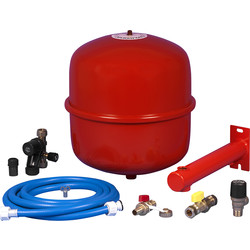 Comfortline Boiler Connection Set 18 liters