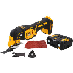 DeWALT DeWALT DCS355NT-XJ accu multitool (body) 18V Li-ion - 81343 - van Toolstation
