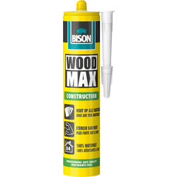 Bison Bison Wood Max houtlijm 380g - 81804 - van Toolstation