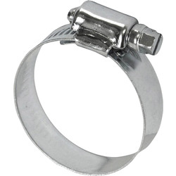 Hose clamp 10-16mm Auto Code # 000