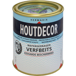 Hermadix houtdecor dekkend alkyd 750ml wit