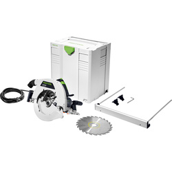 Festool Festool HK 85 EB-PLUS-FSK420 pendelkapzaag machine 230mm - 83241 - van Toolstation