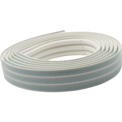 Ellen Draught Band white 7.5 m. P Profile 3-5mm