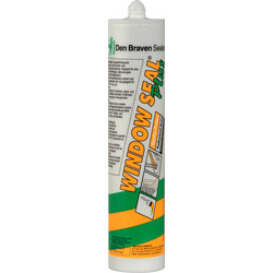 Zwaluw Zwaluw windowseal plus beglazingskit zwart 310ml - 84127 - van Toolstation