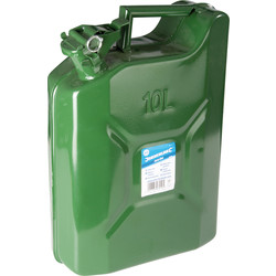 Jerrycan metaal 10L