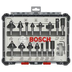 Bosch frezenset gemengd