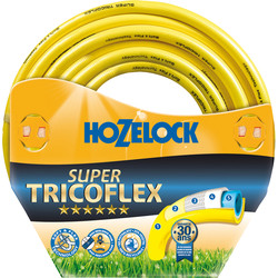 "Hozelock Hozelock Super Tricoflex slang 12,5mm(1/2"") 20m - 85873 - van Toolstation"