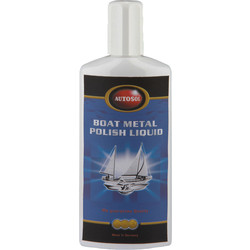 Autosol Boat Metal Polishing Paste Liquid 400ml