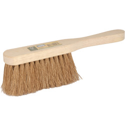 Vero Outdoor Hand Brush Coconut 30.5 cm