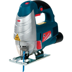 Silverline 710W decoupeerzaag machine  - 88001 - van Toolstation