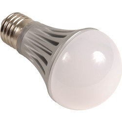 LED lamp 7W 420lm E27 cool white