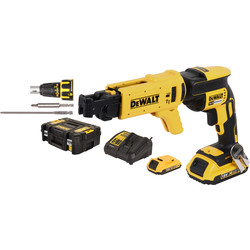 DeWAlt DCF620D2K-QW 18V XR Collated screw gun 18V Li-ion