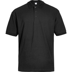Polo Shirt M black