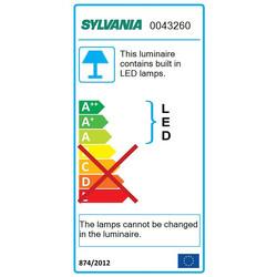 Sylvania Sylcircle LED wand/plafondlamp