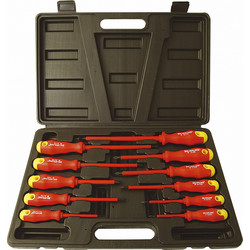 Screwdriver Set 11 Piece