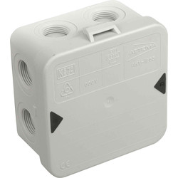 Attema Junction Box with Swivels M20