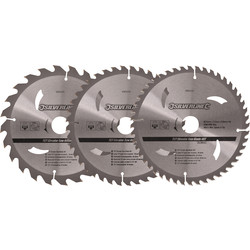 HM circular saw blades 210x30/25/16mm