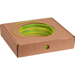 Installation Wire VD ? 2.5 Yellow / Green 100m