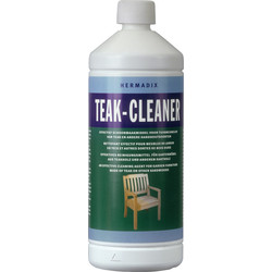 Hermadix Hermadix Teak-cleaner 1L - 94738 - van Toolstation