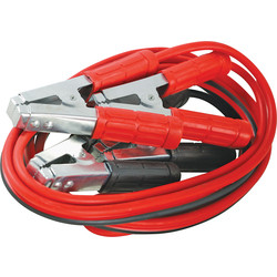 Heavy jumper cables 600 A 3,6 m x 5.65 mm ²