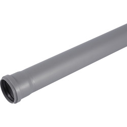 HTEM Soil pipe  75mm x 1m