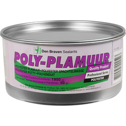 Zwaluw Polyester Putty 800g