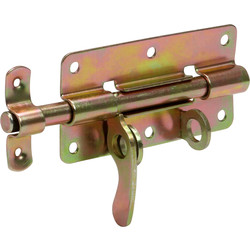 Latch With Padlocking 100 x 52mm