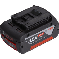 Bosch Li-ion Battery 18V - 4,0Ah