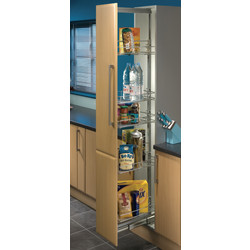 Hafele Pull Out Larder 300 mm