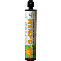 Zwaluw Zwaluw FIX-O-Chem chemisch ankerpatroon 280ml - 98720 - van Toolstation