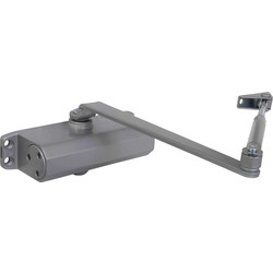 Door closer size 3 gray