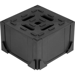 Aco Corner Unit Plastic Grating