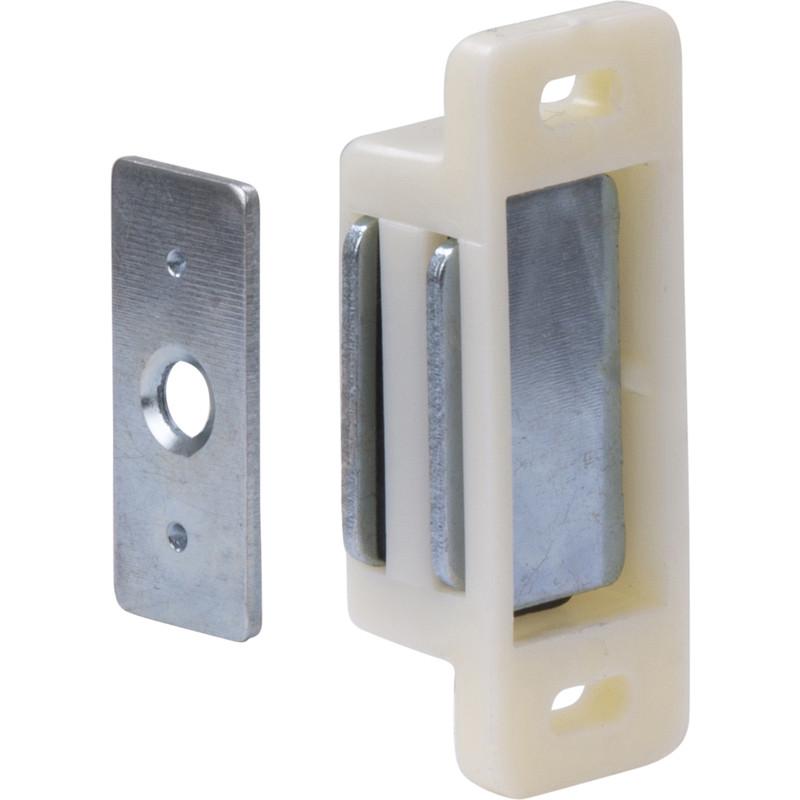 Magneetsluiting wit