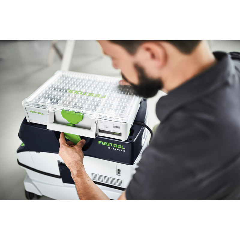 Festool Systainer³ SYS3 organiser M 89 22xESB